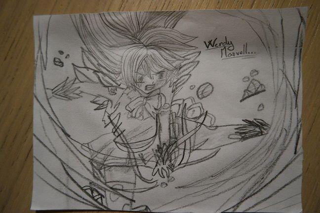 12 dessin fairy tail - Dessin fairy tail ...